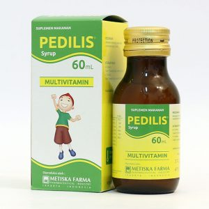 PEDILIS® syrup Multivitamin, Metiska Farma