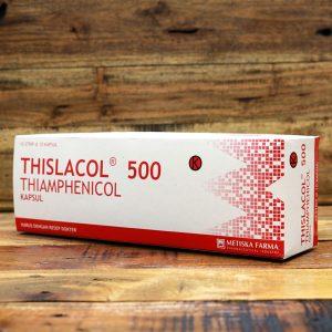 THISLACOL® 500 (Thiamphenicol 500 mg), Metiska Farma