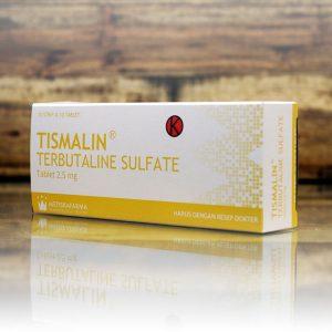 TISMALIN, Terbutaline Sulfate, Metiska Farma