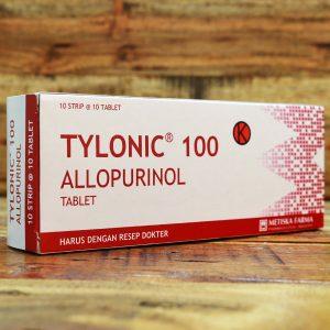TYLONIC 100, Allopurinol, Metiska Farma