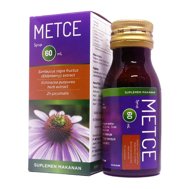 METCE Syrup